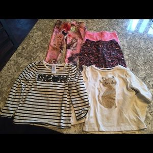 Other - Leggings and Top Bundle
